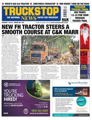c&k trucking reviews