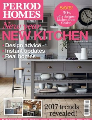 Period Homes U0026amp; Interiors Magazine January 2017 Issue U2013 Get Your Digital  Copy