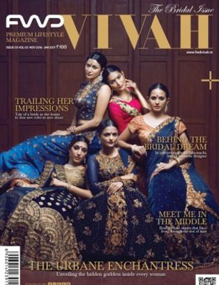 6803f719330d1 FWD Vivah Magazine November 2016 - January 2017 issue – Get your ...