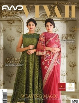 d7c6ca6b6f2a5 FWD Vivah Magazine October 2017 - January 2018 issue – Get your ...