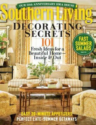Southern Living Magazine August 2016 Issue U2013 Get Your Digital Copy