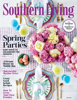 Southern Living Magazine May 2018 Issue Get Your Digital Copy