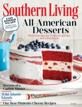 Southern Living Magazine July 2018 Issue Get Your Digital Copy