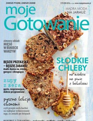 Moje Gotowanie Magazine Styczen 2016 Issue Get Your Digital Copy