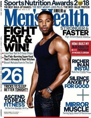 e8df9ac7591 Men s Health UK Magazine June 2018 issue – Get your digital copy