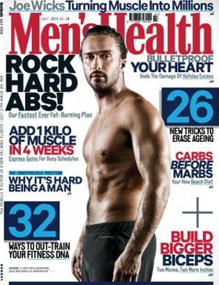 0693ed9410e Men s Health UK Magazine July 2018 issue – Get your digital copy