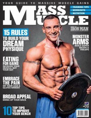 1f57ea855c5 Australian Iron Man Magazine Mass Muscle 2016 issue – Get your digital copy