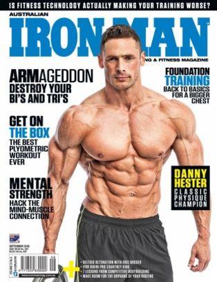 dab0bdb4cb2 Australian Iron Man Magazine September 2016 issue – Get your digital copy