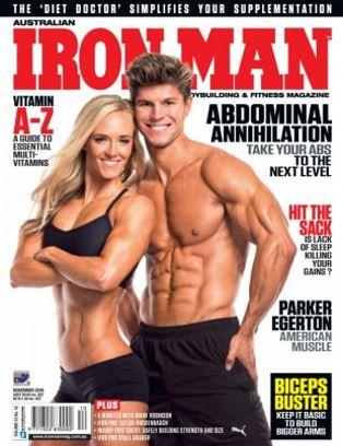 47f85699132 Australian Iron Man Magazine November 2016 issue – Get your digital copy
