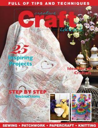 Creative Craft Ideas Magazine Get Your Digital Subscription
