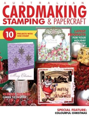 Cardmaking, Stamping and Papercraft Magazine - Get your Digital ...