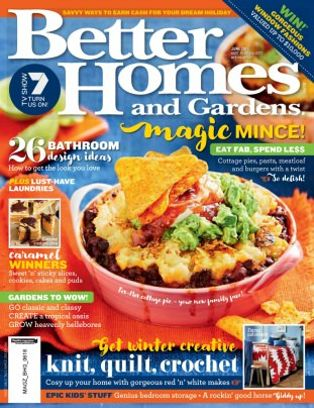 Attirant Better Homes U0026amp; Gardens Australia Magazine June 2018 Issue U2013 Get Your  Digital Copy