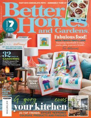 Genial Better Homes U0026amp; Gardens Australia Magazine September 2018 Issue U2013 Get  Your Digital Copy