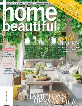 Home Beautiful Magazine March 2018 Issue Get Your