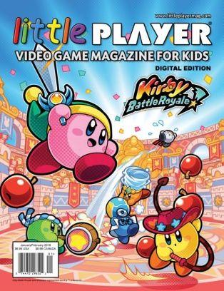 Enjoy reading Little Player magazine on Magzter Image