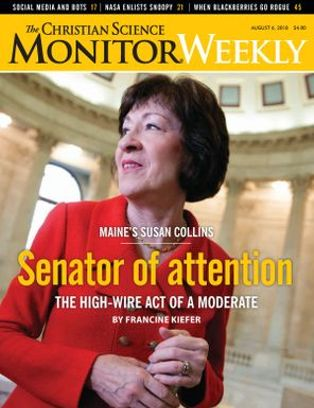 The Christian Science Monitor Weekly Magazine August 6 2018 Issue