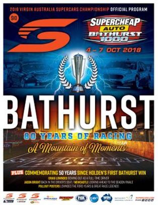 Enterprise Auto Finance >> Supercars Programs Magazine Supercheap Auto Bathurst 1000 2018 Program issue – Get your digital copy