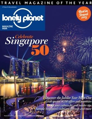Lonely Planet Magazine October 2015 Complimentary Special Issue