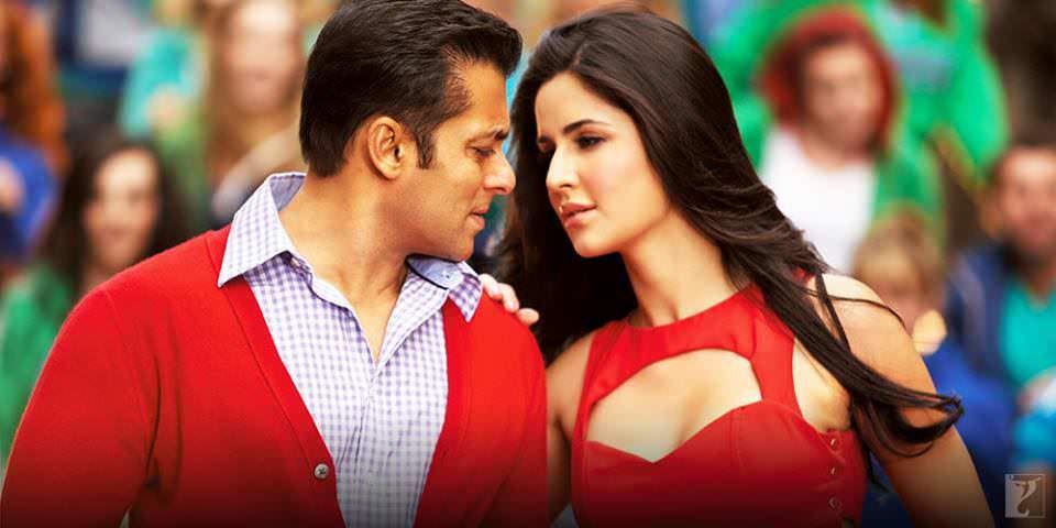 Salman Katrina Shot Dil Diyan Gallan At Golden Roof
